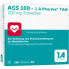 ASS 100 1A Pharma TAH Tabletten